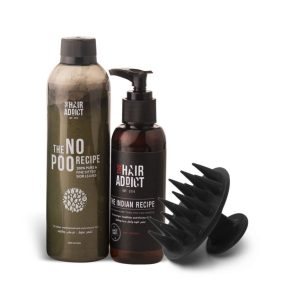 Hair Growth Kit Plus - Promotes Hair Growth & Reduces Hair Fall