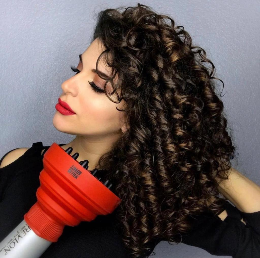 Curly Hair Diffuser